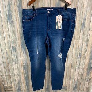 YMI Royalty Plus Jeans 20W New # S757
